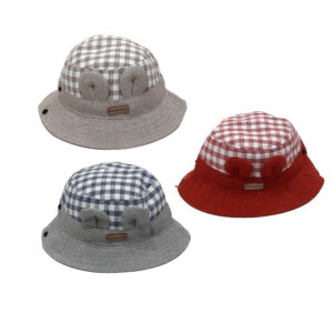 Καπέλο Παιδικό Κώνος Unisex Με Αυτάκια