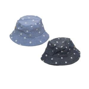 Καπέλο Παιδικό Κώνος Με Σχέδιο Αστέρια
