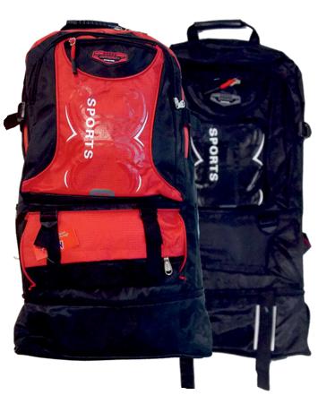 Σακίδιο Ορειβασίας Trekking 50/60 L