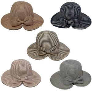 Γυναικείο Καπέλο Με Μικρό Γείσο