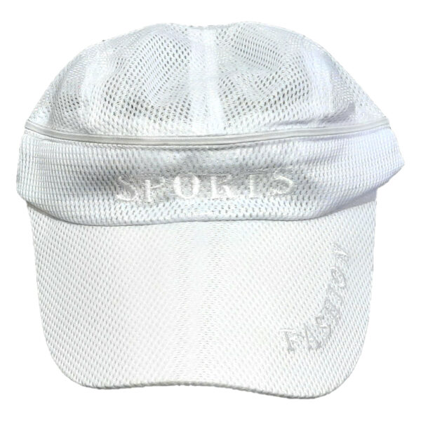 Καπέλο Τζόκεϊ Τεννις Προσωπίδα Unisex Με Φερμουάρ