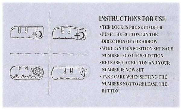 locker manual