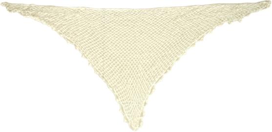 Άσπρο Κρητικό Σαρίκι- Κρητικό Μαντήλι