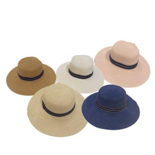 Ψάθινο Καπέλο, Καλοκαιρινά καπέλα